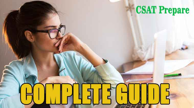 What is CSAT Exam - How to Prepare?