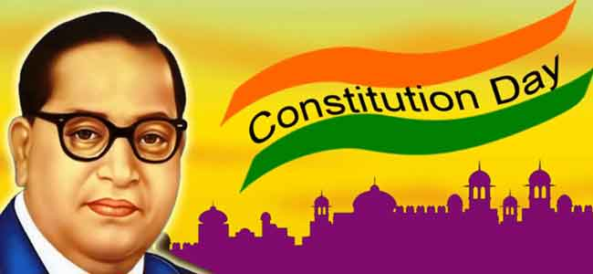 Constitution Day: 26 November