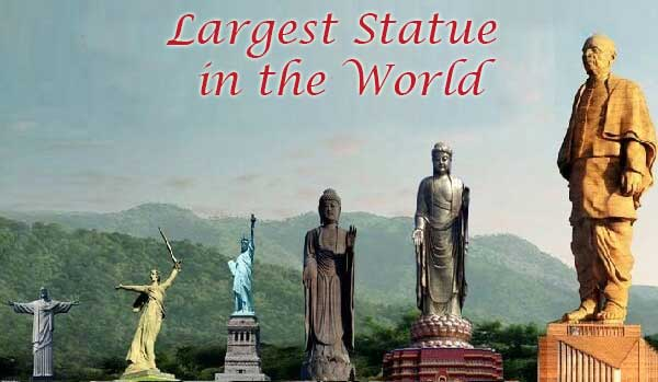 Largest Statue List in the World