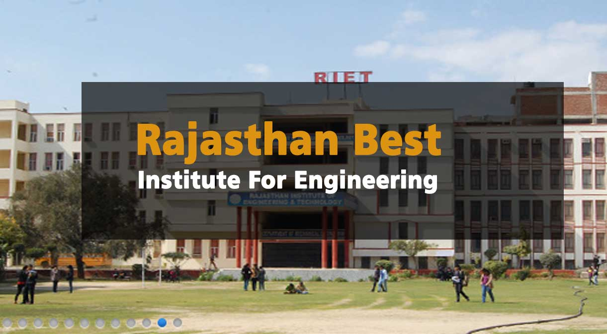 Top Engineering Colleges in Rajasthan