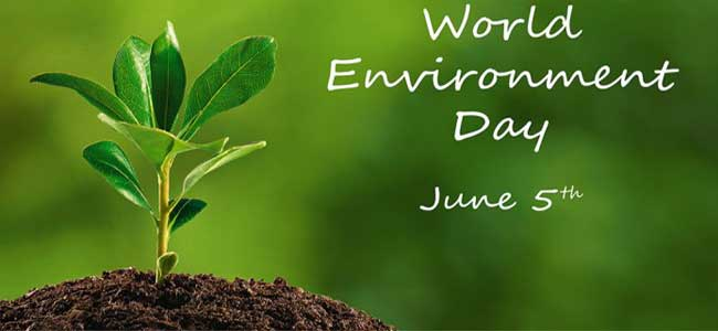 World Environment Day - 5 June