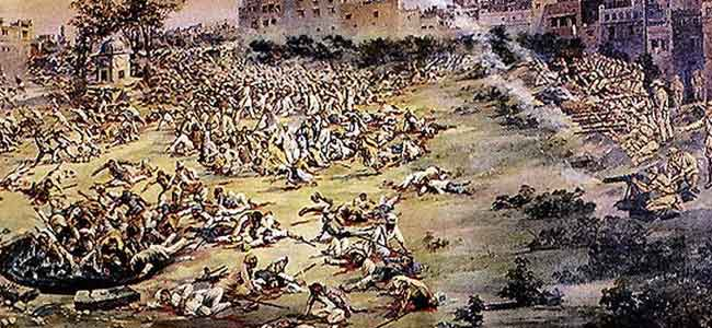 Jallianwala Bagh Massacre Day - 13th April