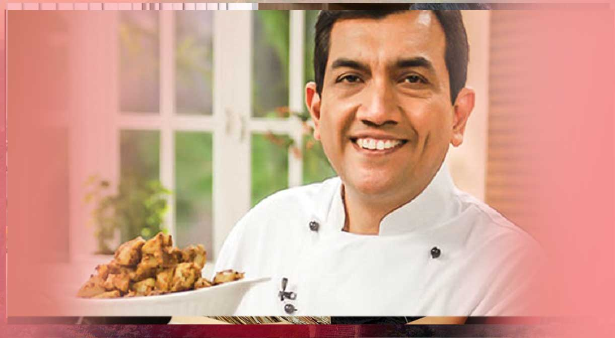 A Success Person in Food Industries - Sanjeev Kapoor