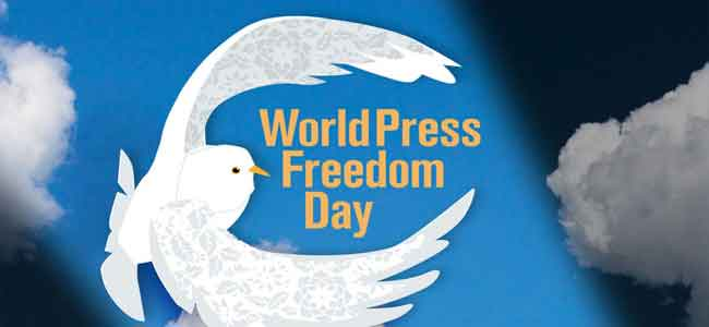 World Press Freedom Day - 3 May